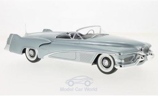 Buick Le Sabre 1/18 BoS Models Concept metallise bleue 1951 miniature