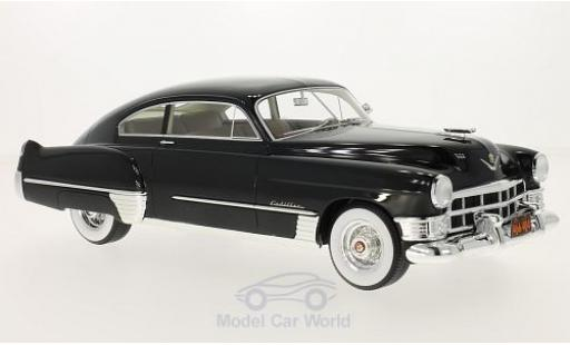 Cadillac Series 62 1/18 BoS Models Club Sedanette black 1949 diecast model cars