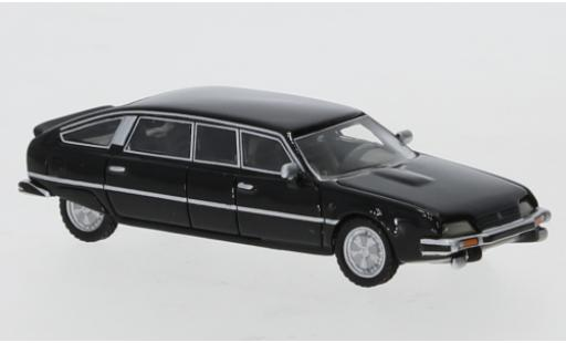 Citroen CX 1/87 BoS Models Nilsson noire 1985 miniature