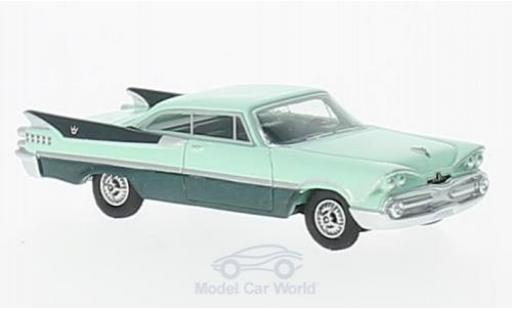 Dodge Custom Royal Lancer 1/87 BoS Models Coupe hellgrün/dunkelgrün 1959 diecast