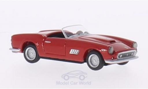 Ferrari 250 1/87 BoS Models GT LWB California Spyder red 1959 diecast model cars