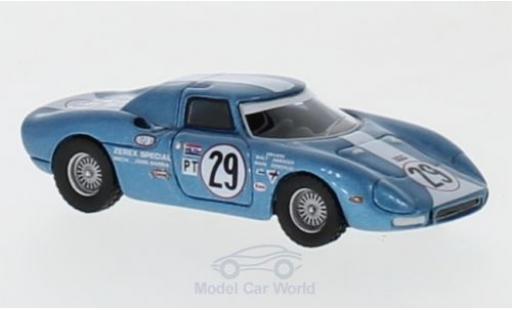 Ferrari 250 1/87 BoS Models LM No.29 12h Sebring 1965 W.Hansgen/M.Donohue coche miniatura