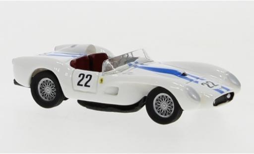 Ferrari 250 1/87 BoS Models TR No.22 24h Le Mans 1958 E.Hugus/E.Erickson diecast model cars