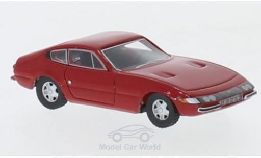 Ferrari 365 1/87 BoS Models GTB/4 rouge 1969 miniature