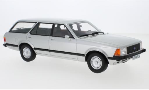 Ford Granada 1/18 BoS Models Mk II Turnier grey 1978