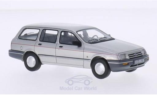 Ford Sierra 1/43 BoS Models MKI Turnier grise 1982 miniature