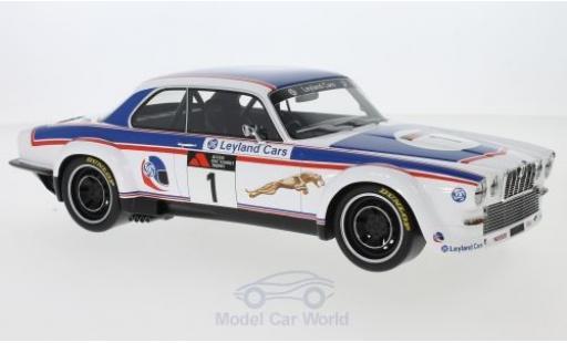 Jaguar XJ 1/18 BoS Models 5.3C Gr.2 RHD No.1 Tourist Trophy Silverstone 1976 D.Bell/D.Hobbs diecast model cars