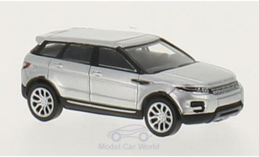 Land Rover Range Rover 1/87 BoS Models Evoque grise 2011 miniature