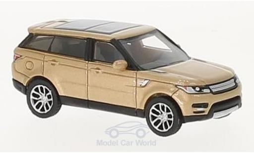 Land Rover Range Rover 1/87 BoS Models Sport bronze 2013 miniature
