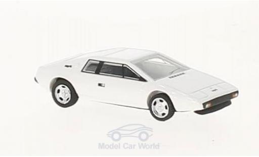 Lotus Esprit 1/87 BoS Models S1 blanche RHD 1977 miniature