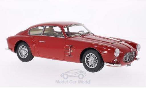Maserati A6 1/18 BoS Models G 2000 Zagato rosso 1956 ohne Vitrine miniatura