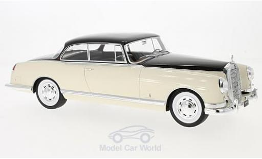Mercedes 300 1/18 BoS Models B Pininfarina beige/braun 1955 ohne Vitrine modellautos
