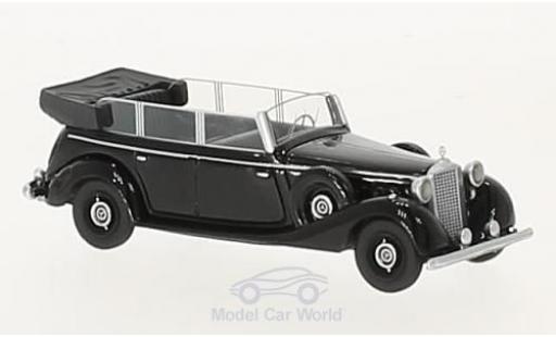 Mercedes 770 1/87 BoS Models (W150) Spezial Tourenwagen noire 1938 miniature
