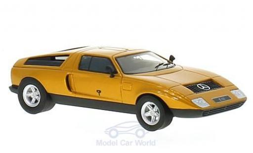 Mercedes C111 1/43 BoS Models 1969 miniature