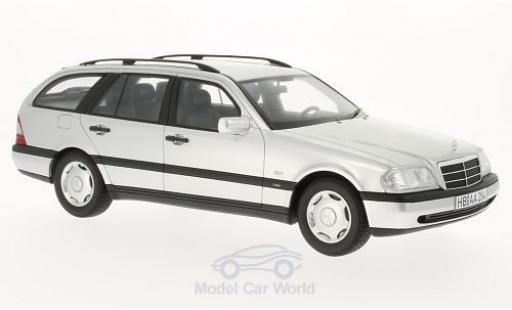 Mercedes Classe C 1/18 BoS Models C220 T-Modell (S202) grey 1996 diecast