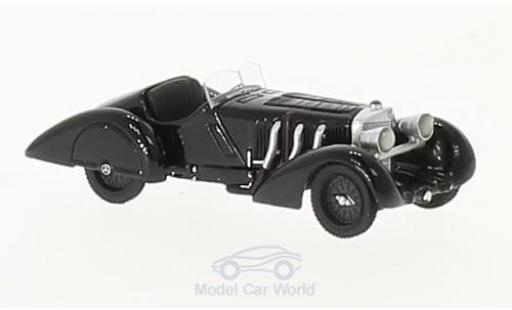 Mercedes SSK 1/87 BoS Models Count Trossi noire Der noiree Prinz 1932 miniature