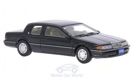 Mercury Cougar 1/43 BoS Models LS black 1989 diecast