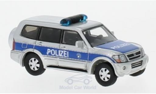 Mitsubishi Pajero 1/87 BoS Models Polizei 2003 diecast