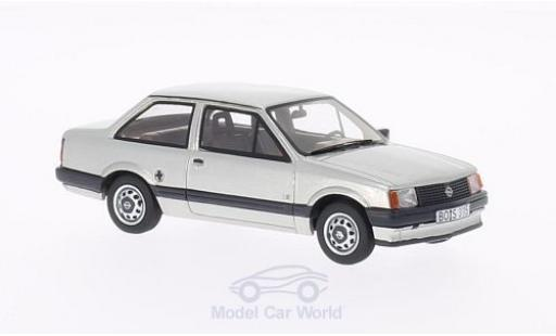 Opel Corsa 1/43 BoS Models A TR grise 1982 miniature