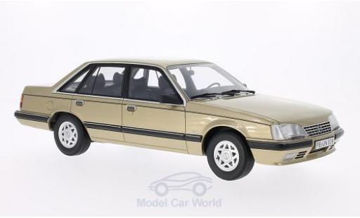 Opel Senator 1/18 BoS Models A2 3.0 CD metallise beige 1984 miniature