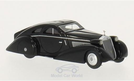 Rolls Royce Phantom 1/87 BoS Models I Jonckheere Coupe noire RHD 1925 miniature