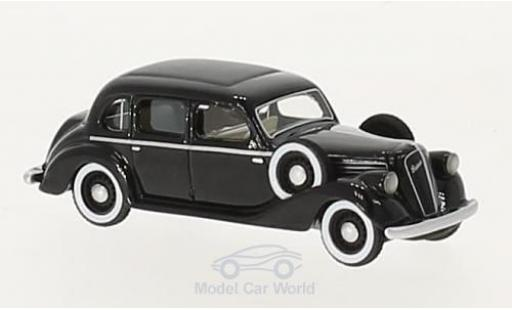 Skoda Superb 1938 1/87 BoS Models 913 noire RHD miniature