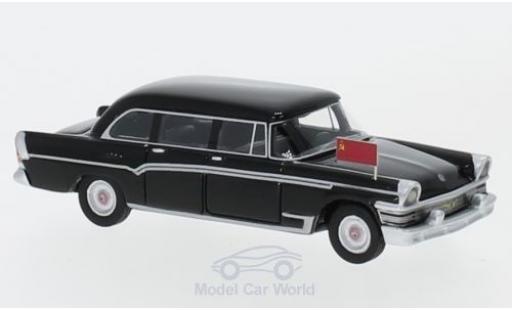 Zil 111 1/87 BoS Models ZIL noire 1958 miniature