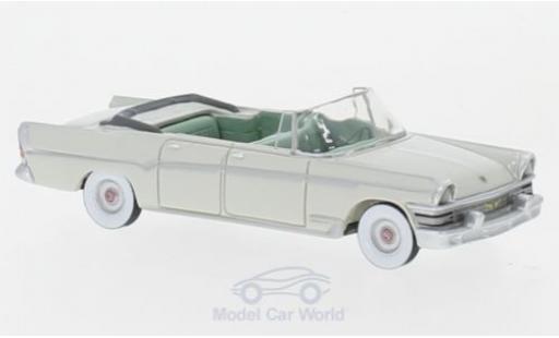 Zil 111 1/87 BoS Models ZIL -V Convertible blanche 1966 miniature