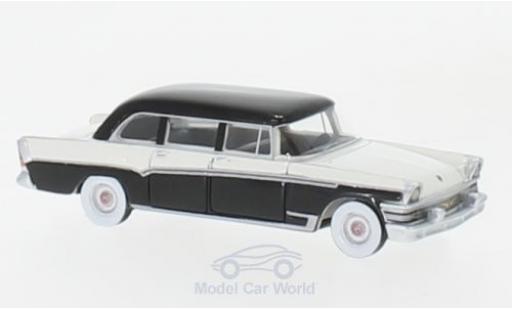 Zil 111 1/87 BoS Models ZIL -V noire/blanche 1966 miniature