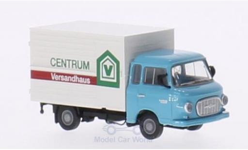 Barkas B 1000 1/87 Brekina Centrum Koffer miniature