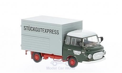 Barkas B 1000 1/87 Brekina KVK Zwikau Stückgutexpress Koffer miniature