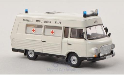 Barkas B 1000 1/87 Brekina SMH 3 KTW Vorführfahrzeug miniature