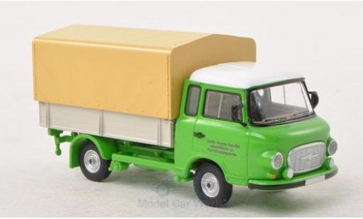 Barkas B 1000 1/87 Brekina VEB Autotrans Berlin miniature