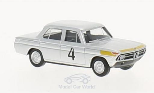 Bmw 1800 1/87 Brekina tii No.4 J.Ickx diecast model cars