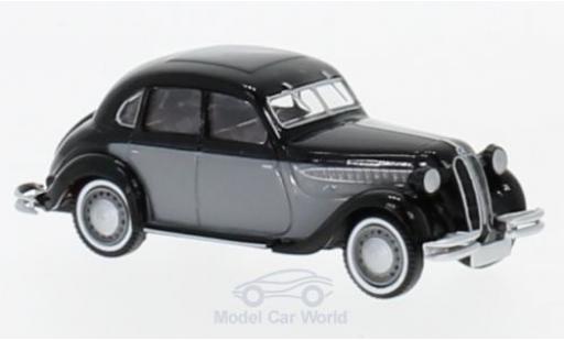 Bmw 326 1/87 Brekina noire/grise miniature