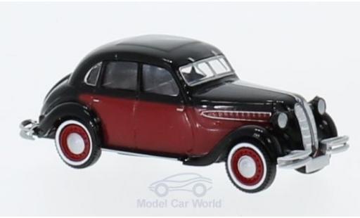 Bmw 326 1/87 Brekina noire/rouge miniature