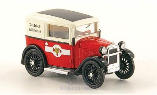 Bmw Dixi 1/87 Brekina Lieferwagen AVD miniature