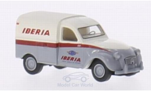 Citroen 2CV 1/87 Brekina 2 CV AZU Iberia (E) miniature