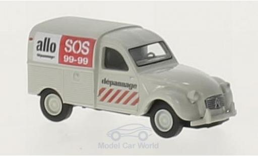 Citroen 2CV 1/87 Brekina allo 99-99 Kastenente miniature