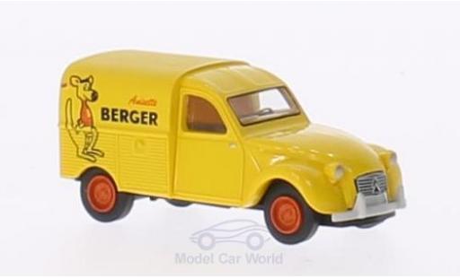 Citroen 2CV 1/87 Brekina AZU Berger (F) miniature