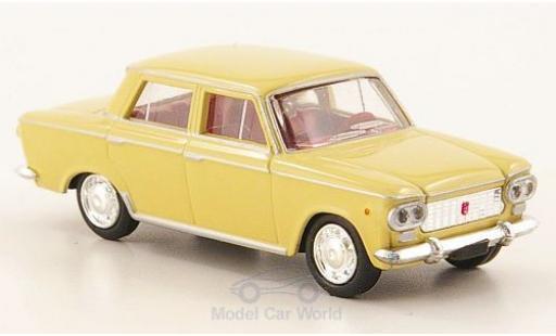 Fiat 130 1/87 Brekina Drummer 0 Limousine beige