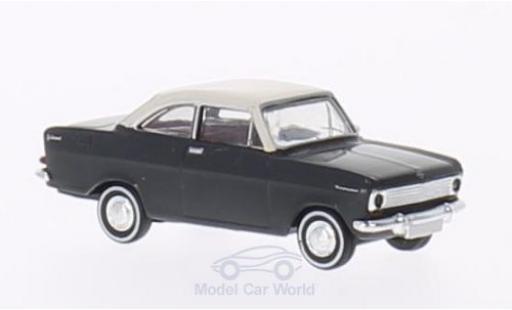 Opel Kadett E 1/87 Brekina A Coupe grise/blanche miniature