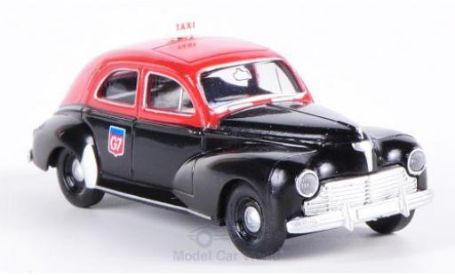 Peugeot 203 1/87 Brekina Taxi G7 miniature