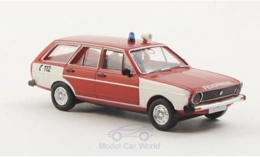 Volkswagen Passat 1/87 Brekina Variant Feuerwehr (D) miniature