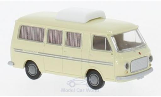 Fiat 238 1/87 Brekina Camper Weinsberg beige diecast