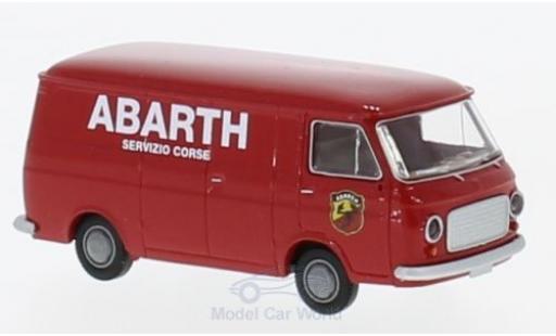 Fiat 238 1/87 Brekina Kasten Abarth diecast model cars