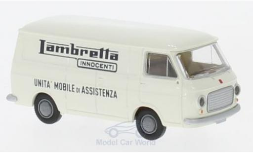 Fiat 238 1/87 Brekina Kasten Lambretta-Innocenti miniature