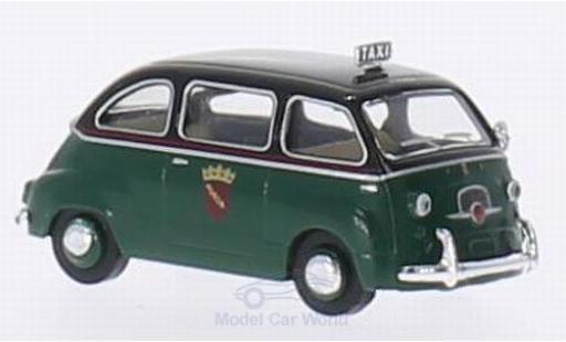 Fiat Multipla 1/87 Brekina Taxi Rom - Roma (I) diecast