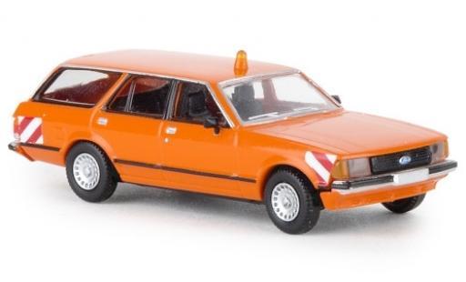 Ford Granada 1/87 Brekina II Turnier Kommunal 1977 diecast model cars