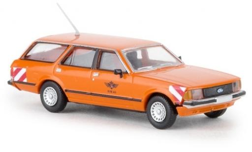 Ford Granada 1/87 Brekina II Turnier KVB Köln 1977 diecast model cars